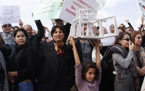 Révolutions arabes : la démocratie, incompatible avec le droit des femmes ? | 7 milliards de voisins | Scoop.it