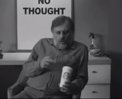 Slavoj Žižek on the Feel-Good Ideology of Starbucks | Consumer Culture | Scoop.it