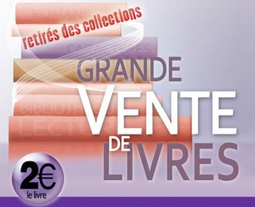 Grande vente de livres à la médiathèque Olympe de Gouges - Toutes les actualités | Strasbourg.eu | Bulletin de veille du CDI | Scoop.it