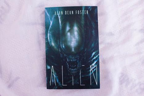 ALIEN - ALAN DEAN FOSTER | Cheirando Livros | Ficção científica literária | Scoop.it