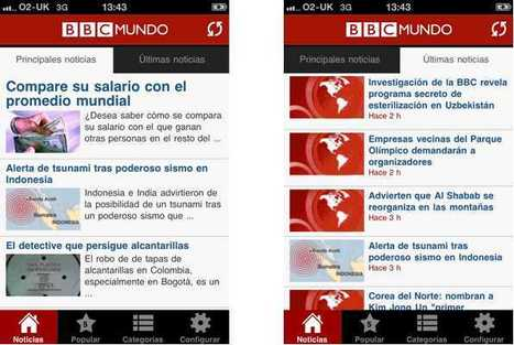 BBC - BBC Internet Blog: BBC Mundo iPhone app | Radio 2.0 (En & Fr) | Scoop.it