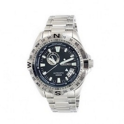 Seiko Superior Automatic WR 100m Blue Dial Mens Sports Watch Model - SSA091J1 Price: Buy Seiko Superior Automatic WR 100m Blue Dial Mens Sports Watch Model - SSA091J1 Online at Best Price in Austra... | Direct Bargains Watch | Scoop.it