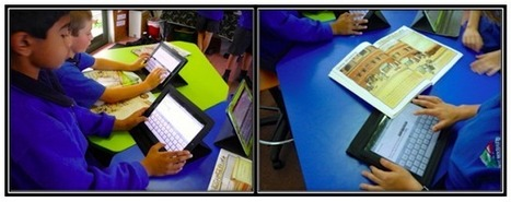 The e-Learning Classroom: walkthetalk | How are iPads impacting on Education | Scoop.it