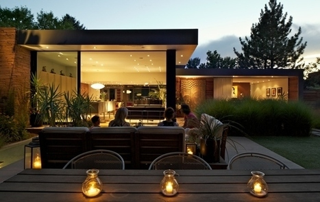 Arapahoe Acres Residence by Blu Design Group | Awesome Architecture | Scoop.it