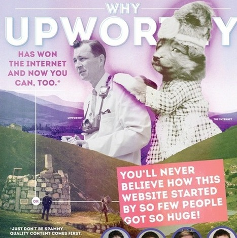 Upworthy Won the Internet | Social Media Today | Digital Cinema - Transmedia | Scoop.it