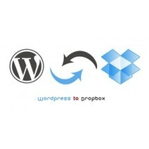 Automatic WordPress Backups with Dropbox | Blogging | Scoop.it