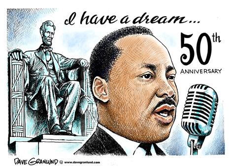 Double Take 'Toons: Dreams Are Still Made? : NPR | Education | Scoop.it