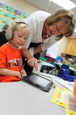 What's on my iPad: featuring kindergarten teacher PaulaOlson | Kindergarten | Scoop.it