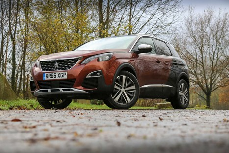 New Peugeot 3008 SUV UK Launch Experience In Pictures | Motor Verso Car News | Scoop.it