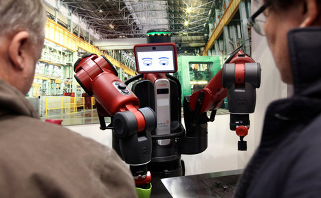 Robot Makers Spread Global Gospel of Automation | Cyborg Lives | Scoop.it