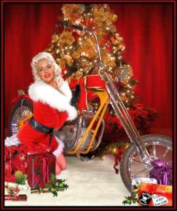 Have a Jayne Mansfield Christmas | Sex History | Scoop.it