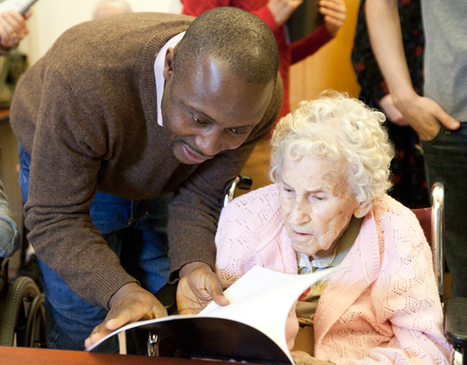 English-Language Learners Team Up with Elders to Tell Stories - Seven Days   ELL - ESL   Scoop.it