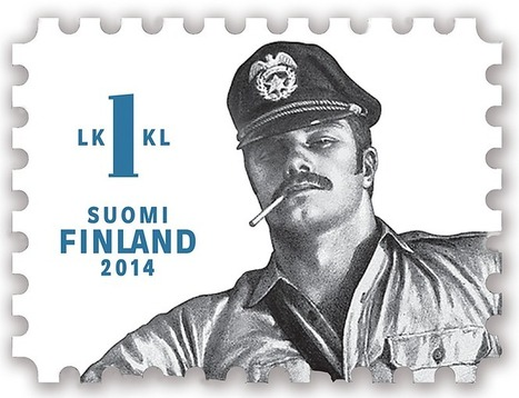 Finland's New Stamps are Drawings of Gay Bondage Porn | Daily Crew | Scoop.it