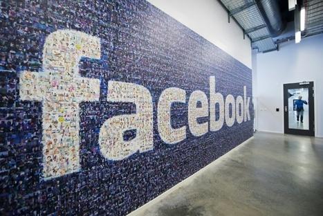 Facebook passe la barre du milliard d'utilisateurs en un seul jour | Le Zinc de Co | Scoop.it