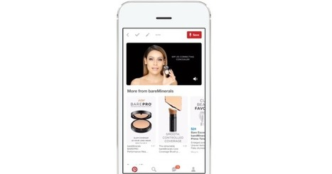 Pinterest starts rolling out native video ads | Pinterest | Scoop.it