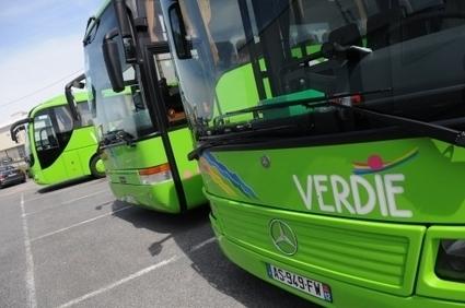 L'Aveyronnais Verdié Autocars devient Verbus | L'info tourisme en Aveyron | Scoop.it