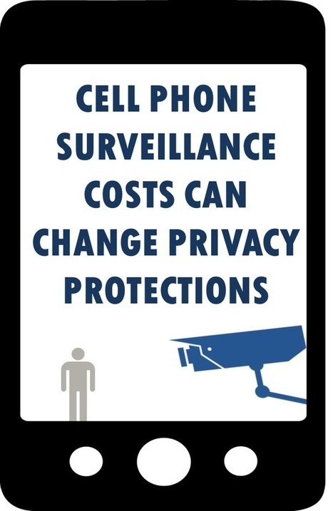 Cell Phone Surveillance Costs Can Change Privacy Protections | Lapin Law Offices | Scoop.it