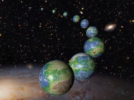 Et si la vie extraterrestre n'était pas encore apparue ? | Beyond the cave wall | Scoop.it