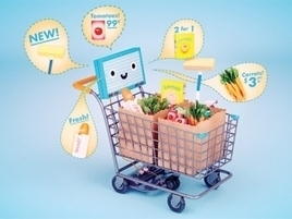 Beyond the Grocery Smart Cart, the iBeacon Beckons | CPG | Scoop.it
