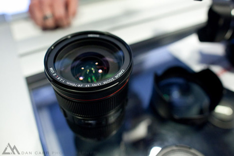 Hands On With The New Canon 24-70 & 24mm + 28mm IS Primes | Photography Gear News | Scoop.it