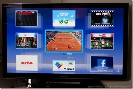 Le lancement de HbbTV en France   HbbTV   Scoop.it