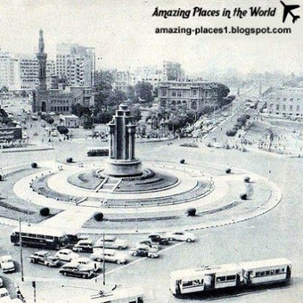 Amazing Places: Tahrir square story, the most popular in the world | Amazing places | Scoop.it
