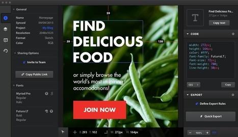 Avocode – The bridge between designers and developers | Web mobile - UI Design - Html5-CSS3 | Scoop.it