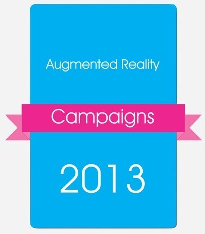 Augmented Reality Campaigns 2013 [Videos] | Augmented Reality News and Trends | Scoop.it