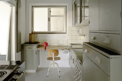 When Modernism Entered the Kitchen | Modern Art Homes | Scoop.it