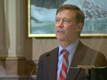 Hickenlooper Urges Debate On Gun Control In State Of The State ... | Gun Control Speech Articles | Scoop.it