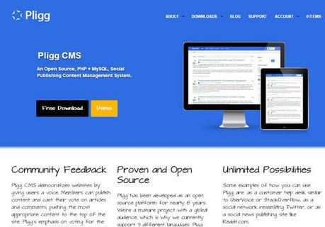 12 free CMS alternatives to Wordpress | Veille, outils et ressources numériques | Scoop.it