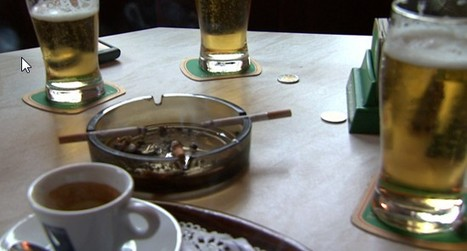 "New smoking ban ""excessive"", says gastronomy sector 