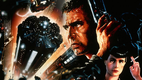 Blade Runner Recut with the Sci-Fi Masterpiece's Unused Original Footage | Books, Photo, Video and Film | Scoop.it