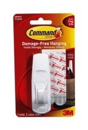 Command Utility Hook, Large, 5-Pound Capacity, 6-PACK (Package include Retractable Pen)   Best Standby Generators   Scoop.it