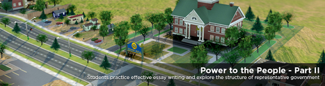 SimCity EDU | Geography Education | Scoop.it