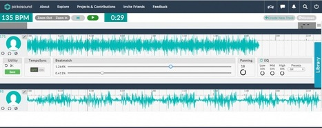 Online Music Collaboration Tool, Pickasound, Launched by NU Students   BostInno   Collaboration   Scoop.it