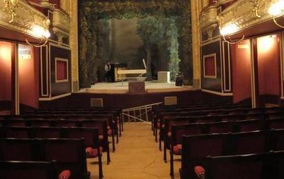 Sarah Bernhardt a joué au Théâtre Blossac #Châtellerault | ChâtelleraultActu | Scoop.it
