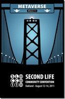 The Second Life Community Convention Starts Today, My Keynote Tomorrow AM! - Betterverse: Nonprofits in the Virtual World   Second Life Community Convention 2011   Scoop.it