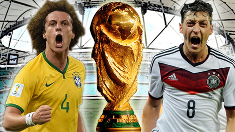 Brasil vs. Alemania en vivo por la Copa del Mundo Brasil 2014 | Futbol en vivo :: www.futbolvivo.tv | Scoop.it