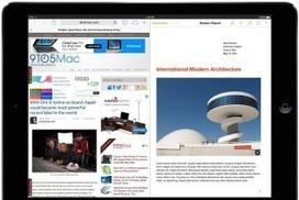 Split-screen feature coming to Apple iPad in iOS 8: report | Curtin iPad User Group | Scoop.it