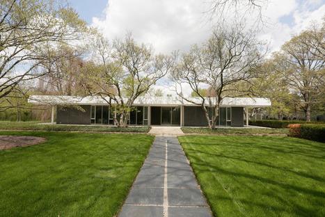 AD Classics: Miller House and Garden / Eero Saarinen | The Architecture of the City | Scoop.it
