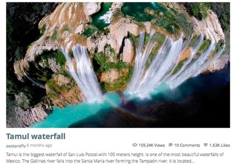 The 4 most popular drone photos of 2014 are kind of amazing - VentureBeat | The Future of Photography | Scoop.it
