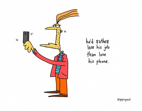 he'd rather lose his job | Public Relations & Social Media Insight | Scoop.it