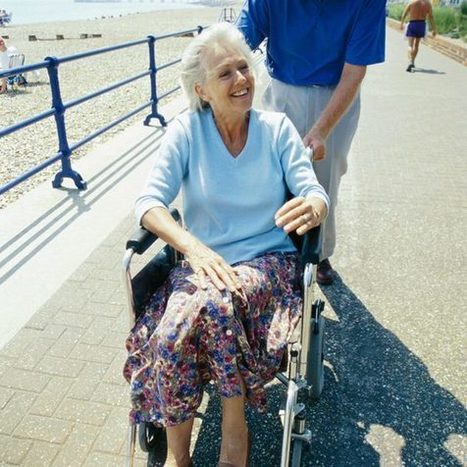 Wheelchair Accessible Beaches in Maine | Accessible Tourism | Scoop.it