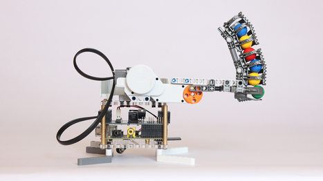 Ready to build robots? The Raspberry Pi Hacker Bundle shows you how | Raspberry Pi | Scoop.it