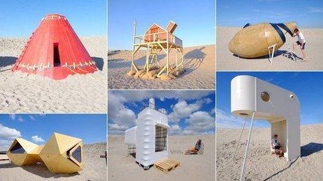 Les Pays-Bas expérimentent un camping du futur - Francetv info | Camping News | Scoop.it