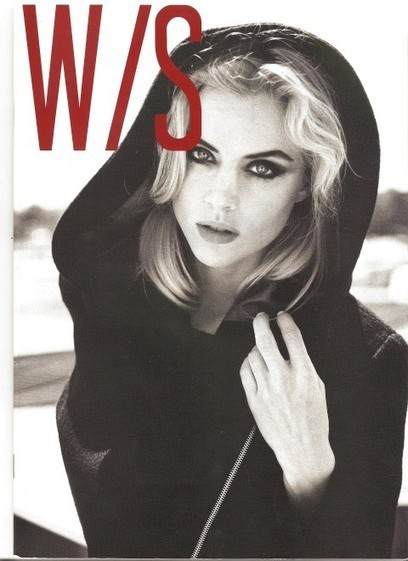 Amanda for W/S Magazine - Sapphires Model Management Blog | Model agency London | Scoop.it