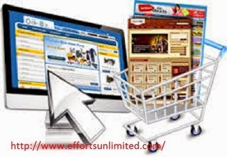 Website design In Jaipur: How to create a successful ecommerce website design? | WEBSITE DESIGN COMPANY IN JAIPUR - Efforts Unlimited | Scoop.it