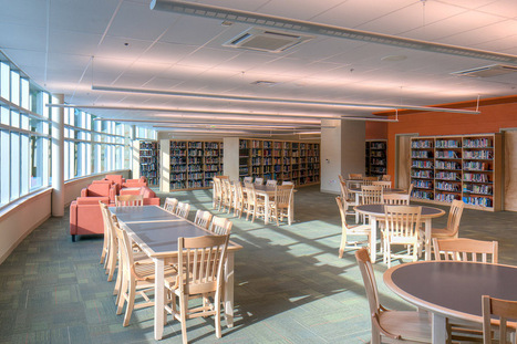 Powell Branch Library - Michael Brady Inc | Tennessee Libraries | Scoop.it