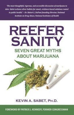 """Latest Book Supporting the War on Drugs """"Reefer Sanity"""" 